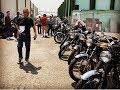 Raber's Parts Mart British Motorcycle Auction Day 1 San Jose California