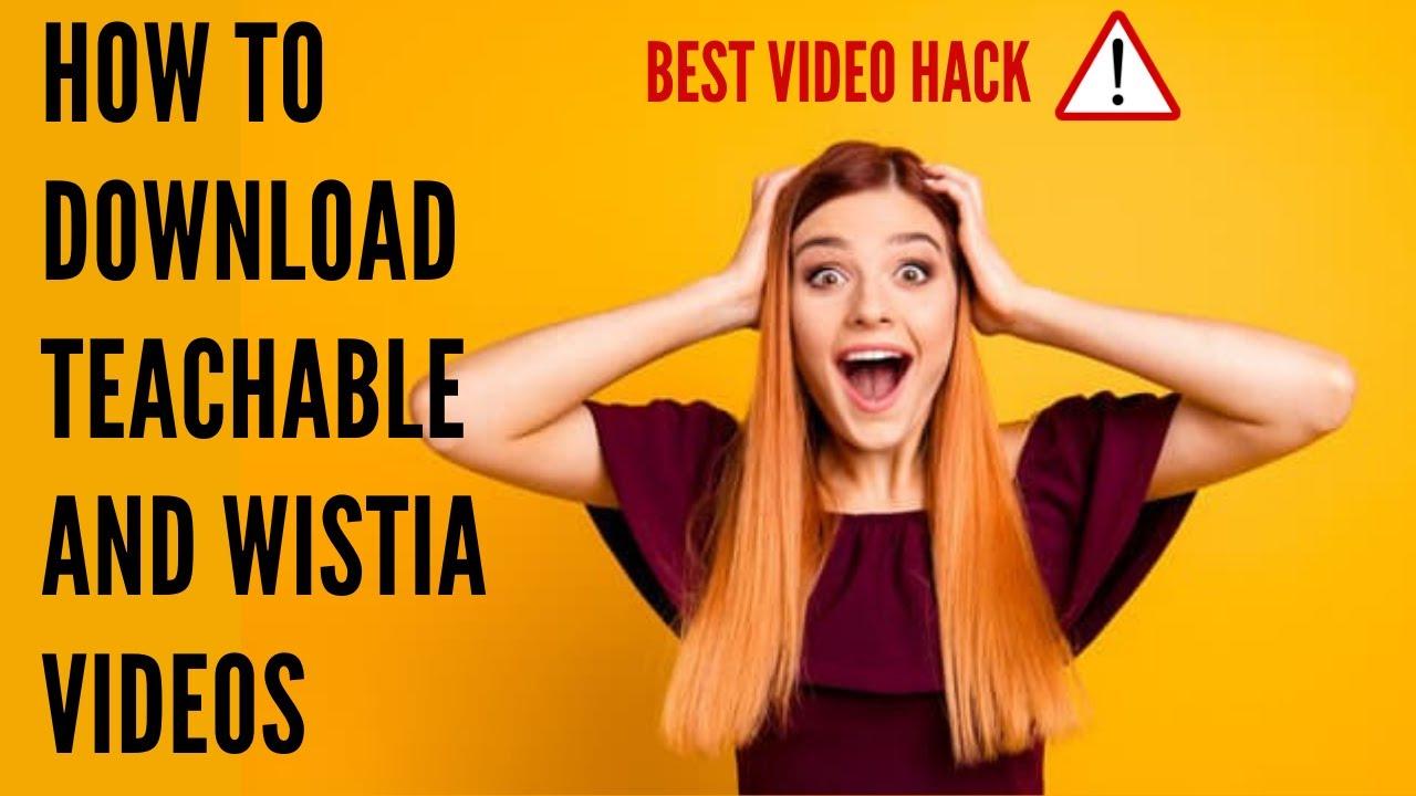 video teachable