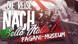 JP Performance - Das Pagani-Museum | Die Reise nach Bella Italia!