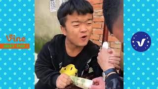 самые смешные видео этого года  - смешные клипы Китай # 58