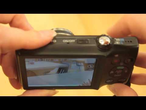 Canon Powershot Stop Motion Instructions