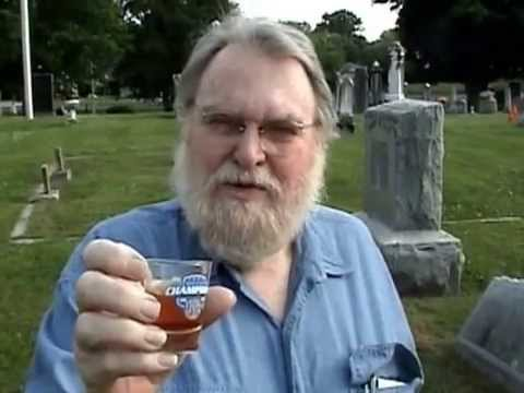 A Toast To Walter Mustain
