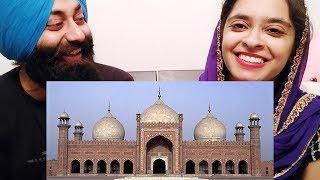Sikh Couple Reacting to UKHANO Lahore Lahore Ayy | PunjabiReel TV
