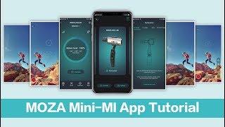 MOZA MINI MI 3-AXIS GIMBAL SMARTPHONE HANDPHONE STABILIZER Resmi