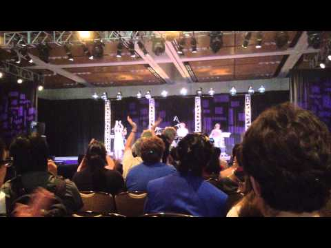Noriyuki Iwadare live at Japan Expo USA