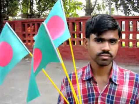 Abul Sorkar, Bangla Folk Song Amar Ghum Aase Na Re