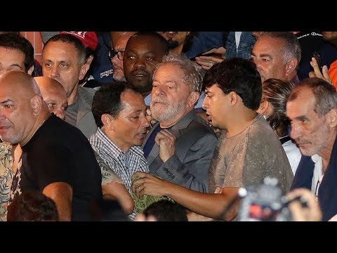Brazilian ex-president Lula to begin serving 12-year prison term for corruption