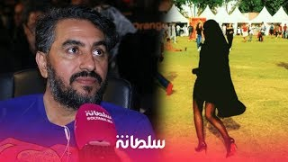 المخرج المثير للجدل هشام العسري