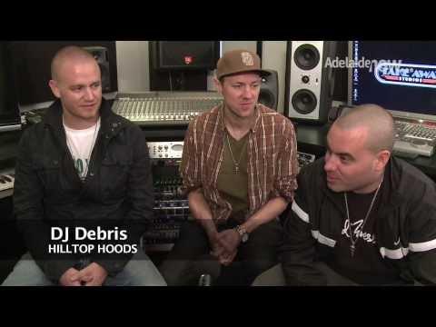 Hilltop Hoods release new album 2012 (AdelaideNow)