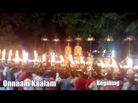Panchari Melam: Peruvanam Pooram 2015 - Urakam