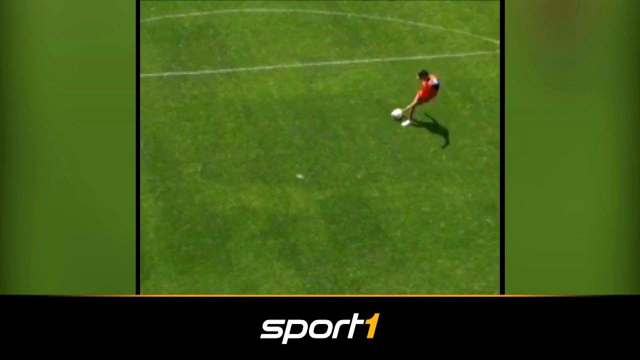 Rumänischer Zauberfuß: Darum will Dortmund Shootingstar Hagi   SPORT1