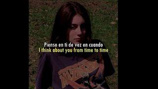 Valentine - Hearts In My Phone (Español) (Lyrics)