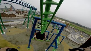#3# Dragon Roller Coaster RMF Energylandia Zator GoPro