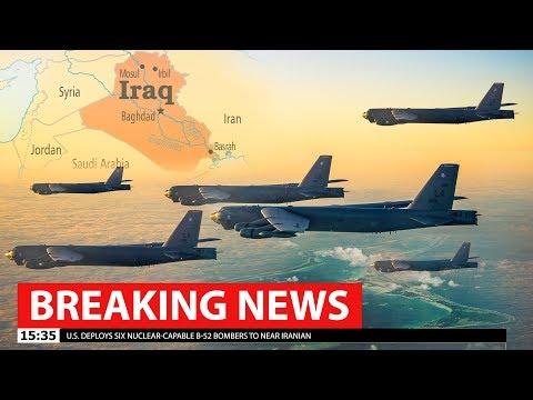 U.S. Deploys Six