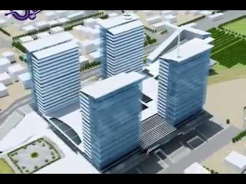 seawoods station navi mumbai l t youtube. Black Bedroom Furniture Sets. Home Design Ideas