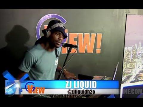 ZJ Liquid H2O Disc Jockey / Producer Juggling on G VIEW TV
