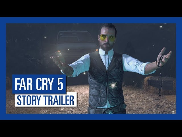 Far Cry 5 - Story Trailer