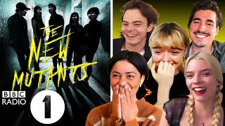 """FINALLY!"" The New Mutants cast on Maisie Williams's scream, crazy CGI and lockdown guilty pleasures"