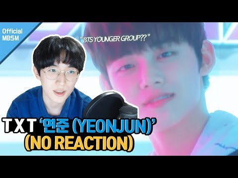 BTS Younger Group?? | TXT 연준 (YEONJUN) - What do you do?' | REACTION (NEW BIGHIT GROUP)