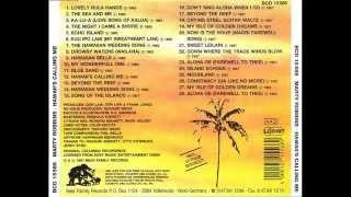 Marty Robbins - Aloha Oe
