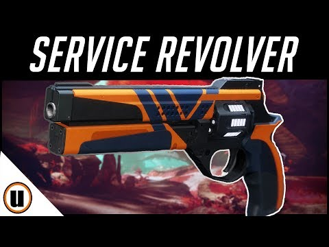 Outlaw Goodness | Service Revolver | PVP Gameplay Review | Destiny 2 Warmind