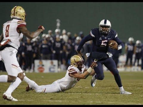 Football Highlights - Boston College 39, UConn 16