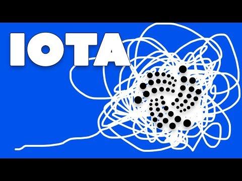IOTA & Tangle - Better than Ethereum, Walton and Bitcoin?