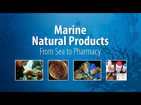Marine Natural Products: From Sea to Pharmacy
