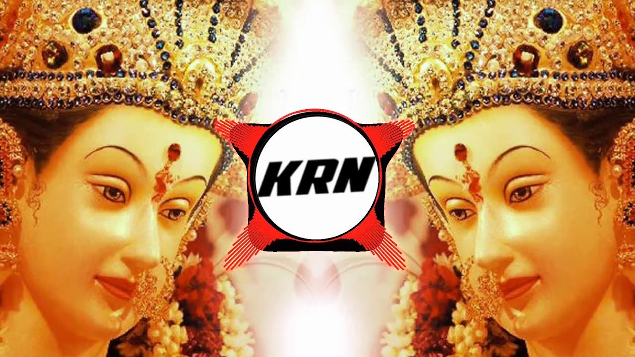 Ambe || Ma Aarti || Mix By Dj Karan KRN Nepanagar