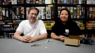 Unboxing of Predator Hellhounds for Alien vs Predator by Prodos Games