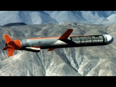 What is a Tomahawk missile?