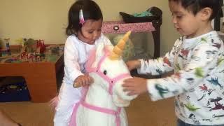 Unicorn Rocking Horse Review