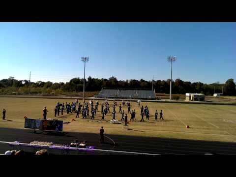 Parkwood High School Opening Two Songs - Fall 2013