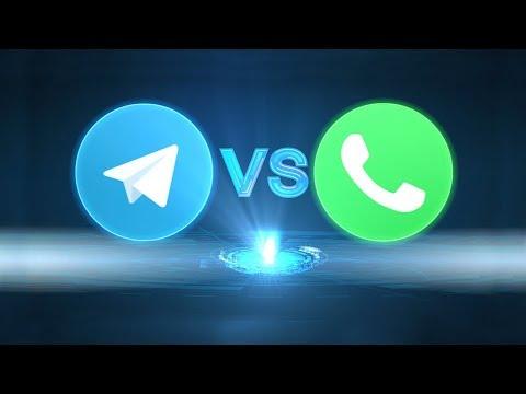 WhatsApp Vs Telegram: Дуров объявил войну Цукербергу // Деловые новости и новости бизнеса
