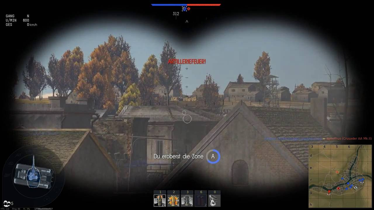 war thunder binoculars