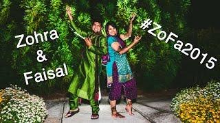 Zohra & Faisal #ZoFa2015 | Wedding Highlights | Atlanta Indian Wedding Videography