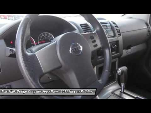 2011 nissan pathfinder temple tx 400056a youtube. Black Bedroom Furniture Sets. Home Design Ideas