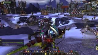 How to find Horde Garrison to Ashran/Warspear Portal