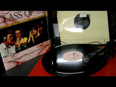 Perkins / Lewis / Orbison / Cash - Class Of '55 (1986) [Full album - Vinyl rip]