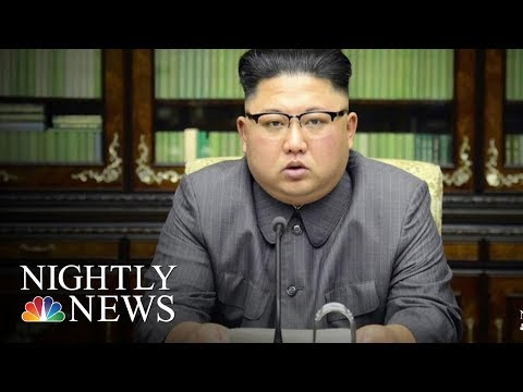 Inside North Korea: Pyongyang Letter Shows Complaints About President Trump | NBC Nightly News
