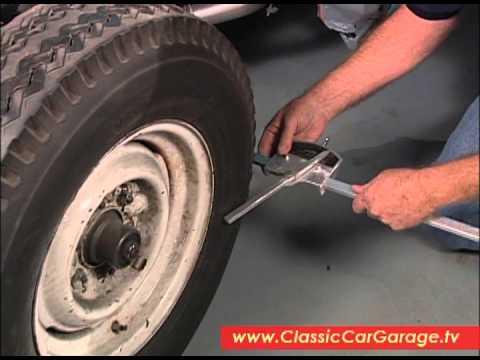 Wheel Alignment - YouTube