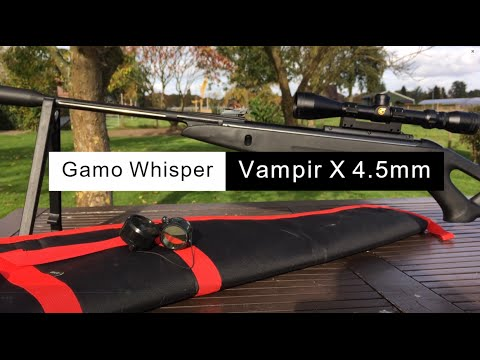Gamo Whisper Vampir X 4 5 mm