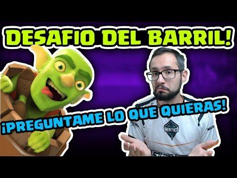 ¡DESAFIO DEL BARRIL DE DUENDES! ¡Pregúntame lo que quieras para mi especial 200k!