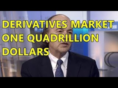 [ Jim Rickards ] March 2017 The derivatives market is one quadrillion dollars in size