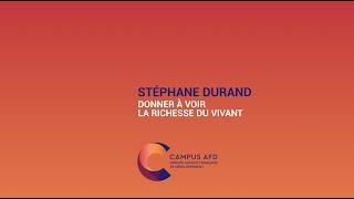 Des nouvelles de Demain : Stéphane Durand