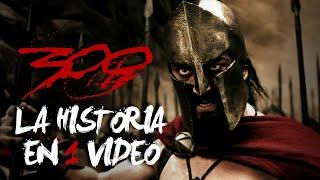 300 : La Historia en 1 Video