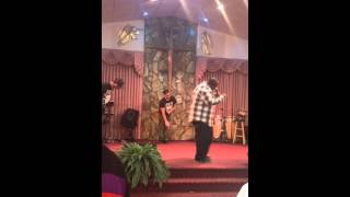 Eddie James @ Zion Christian Center, Roxboro NC