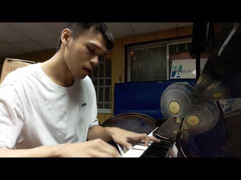 周杰倫-最長的電影 鋼琴彈唱 降兩KEY版
