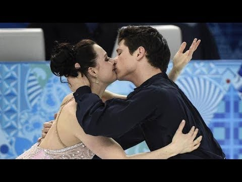 Winter Olympics 2018:Tessa Virtue and Scott Moir are in love?