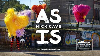 AS IS by Nick Cave - Art Documentary (2016) - Soundsuit Performance - 4K